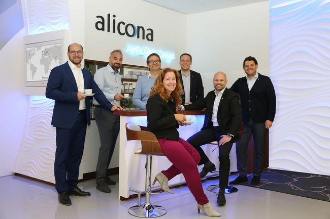 Bruker Alicona Management Team